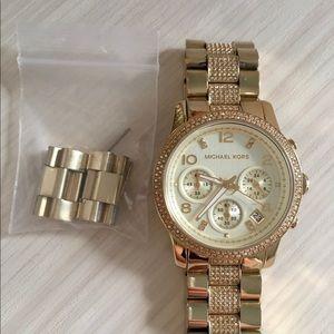 Authentic MK Ladies watch